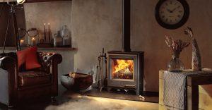 Sarsen Energy traditional woodburning stoves